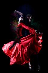 dancers in action against black background (noor.khan.alam) Tags: shaan shahid pakistan pakistani artist movie beautiful