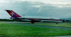 A1814E N502AV B727-247 Air Malta GLA (fergusabraham) Tags: b727 n502av gla airmalta boeing727 glasgowinternational