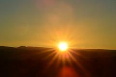 Pen-y-Fan Sunrise (cmw_1965) Tags: sun mountain wales pen sunrise dawn fan cymru glamorgan rays brecon beacons penyfan daybreak mynydd