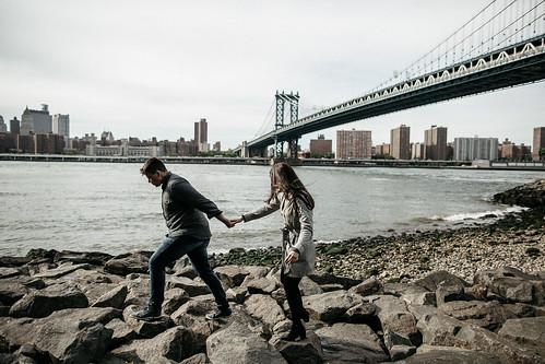 Alyne e Hernani NY