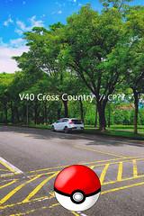 V40 Cross Country (M.K. Design) Tags: 2016 taiwan nantou puli ncnu university volvo madebysweden v40crosscountry v40cc v40 rdesign ixion cp5200 apracing brakes cars nikon hdr pokemongo             mk