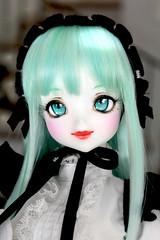 Xiao Ai (Enaibi) Tags: 2ddoll xiao ai anime manga bjd doll dollfie resin white skin