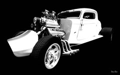 convoluted... (Stu Bo.. tks for 8 million views) Tags: kustom killer ford bigblock certifiedcarcrazy coolcar beautiful blackandwhite bw warrior wheels wildrides sbimageworks shadows showcar smooth light legend engine carart