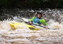 Cold Water (Chris Willis 10) Tags: white water kayak raft rafting river bala wales sport action