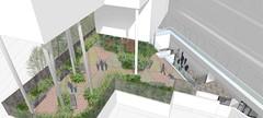Davis Landscape Architecture Iverson Road Landscape Rendered Visualisation (London Landscape Architects) Tags: landscape architecture architect visualisation design render