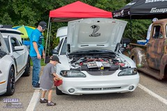 Helping Dad (The Suss-Man (Mike)) Tags: hallcountysheriffsofficeshowandshine automobile car carshow cars classiccar classiccars gainesville georgia hallcounty hallcountysheriffsoffice lakelanier laurelpark motorcycle musclecar pickuptruck sonyslta77 sussmanimaging thesussman truck unitedstates