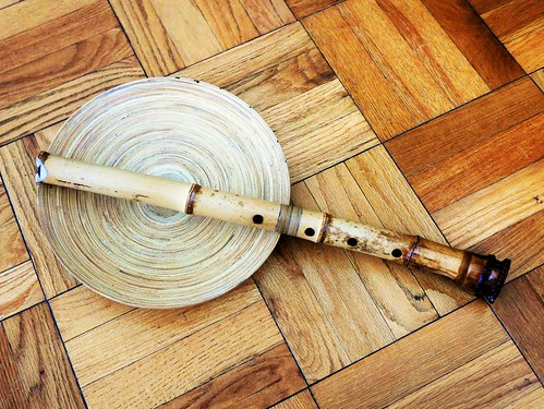 My shakuhachi by Ichijo