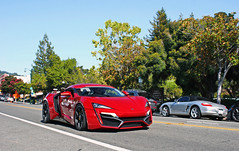 W Motors (sumosloths) Tags: w motors lykan hypersport fast furious 7 red dubai uae 4 million dollar car fenyr supersport los gatos 100 oct 100oct 100|oct hundred octane club drive san jose silicon valley scotts canepa santa cruz monterey week carmel pebble beach rimac concept one wmotors driving road public roads highway 17 rally meet supercar convoy downtown lg sumosloths