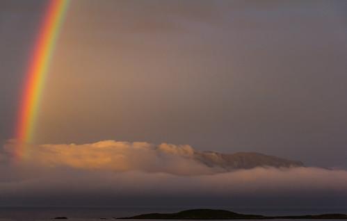 Regnbuen og Rolløya