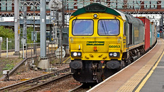 66953 (JOHN BRACE) Tags: 2008 gmemd london canada built co class 66 loco 66953 seen stratford freightliner green livery 1008 lawley street felixstowe service passing 1412