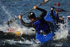 Kanupolo (Maike Hppner) Tags: dm kanu polo canoepolo wasser ball sport water deutsche meisterschaft essen boot nikon fotografie maike hppner baldeney see action photography 2016