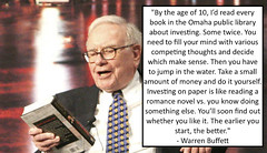 How To Get Started Investing Like Warren Buffett (exploringmarkets) Tags: berkshire hathaway finance how to invest like warren buffett investing investors money pictar stock market stocks