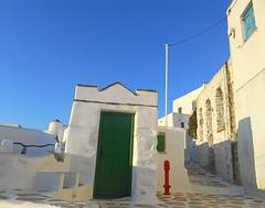 Amorgos, Greece: shades of white /        (Ath76) Tags:      europe europa mediterranean mediterraneo medelhavet mittelmeer greece grecia grece greekislands grce aegean greeceislandsgreekaegean cyclades cicladi amorgos architecture