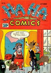 Ha Ha 13 (Michael Vance1) Tags: art artist anthology comics comicbooks cartoonist funny fantasy funnyanimals humor
