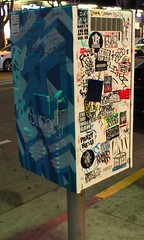 DTLA Class of 16 Yearbook (RoamingTheClouds) Tags: graffiti losangeles rolecall slaptag streetart tag freshtag hitup