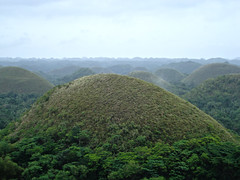 Chocolate Hills (lukedrich_photography) Tags: sony dscw55 sonydscw55 hdr philipines   pilipinas     republikangpilipinas republicofthephilippines asia southeast southeastasia pacific island bohol history culture chocolatehills chocolate hills mgatsokolatengburol geological formation tourist carmen limestone conical