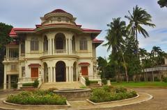 Molo Mansion (Ron27ald) Tags: iloilo architecture trees garden d7000 nikon nik