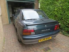 1993 Daihatsu Applause 1.6 GLXi (GoldScotland71) Tags: k138bsc