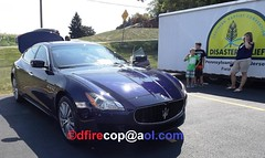 2016 Maserati Quattroporte (dfirecop) Tags: dfirecop antique classic historic auto car truck vehicle countryandtown baptist church mechanicsburg pa pennsylvania 2016 maserati quattroporte