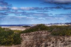 Santa Isabel de La Pedrera (Andrs Bentancourt) Tags: uruguay uruguai southamerica rocha outdoors landscapes landscape beach dune dunes arena sand playa praia sol sun sea sky cielo nubes nubens clouds vacations travel tourism