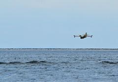 la spezia firefighter (dinapunk) Tags: laspezia italy sea firefighter plane