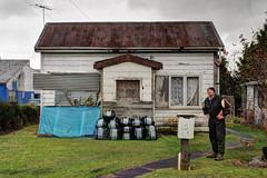Old house, Te Kuiti, Waikato, New Zealand (brian nz) Tags: old house home building tekuiti waikato newzealand nz