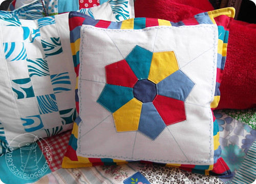 New Pillowcase no 2!