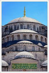 Blue Mosque (IshtiaQ Ahmed revival to Photography) Tags: blue pakistan history architecture turkey wonder asia europe iraq istanbul mosque civilization sultanahmet cradle isc ishtiaqahmed