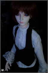 Hearts (BathorYume) Tags: hearts doll orion bjd cho migidoll bathoryume