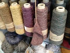 Iris Fine Yarns in Appleton, Wi (kindred threads) Tags: iris appleton habu yarnshop