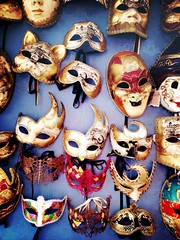 Carnival masks (Zilch^^) Tags: carnival venice italy color italia mask alta acqua burano archipelago venzia uploaded:by=flickrmobile flickriosapp:filter=nofilter