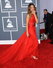 55th Annual GRAMMY Awards - Arrivals held at Staples Center Featuring: RIHANNA