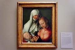 Virgin and Child with Saint Anne TheMET(5) (rverc) Tags: nyc art met metropolitanmuseum europeanpainting