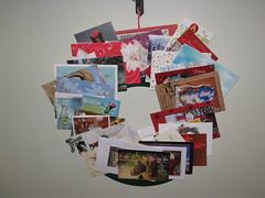 2012 Christmas Wreath (Forest Edge) Tags: christmas cards wreath christmascards happyholidays merrychristmas 2012 christmaswreath cardwreath christmascardwreath