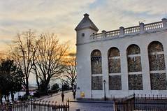 Montmartre sunset (samm 02) Tags: sunset paris montmartre hdr