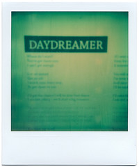 Daydreamer (todde4ever) Tags: lyrics song text hamburg session platte recording distribution daydreamer numberone lied soulfood songtext liedtext bseite everlaunch polaroidartistictz bellafontestudio timoborsch