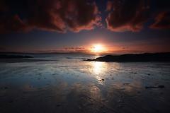 DSC09264 (loctite2) Tags: sunset sea seascape reflection beach coast seaside rocks cornwall sony 09 a77 cornishcoast top20sunsetsofourhearts slta77v reversgrade