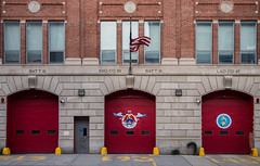47/365 (Andriy Prokopenko) Tags: nyc newyork architecture unitedstates firehouse fdny day47 washingtonheights canonef24105mmf4lisusm canon6d day47365 3652013 365the2013edition 16feb13