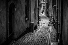 End of the alley (Daniel Sjstrm) Tags: autumn nature canon photo sweden stockholm daniel structure fabric gamlastan sverige normal 2012 550d sjstrm canon550d sjstrm