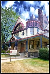 Admission House W & J ~ Washington Pa ~ Study #1 (Onasill) Tags: county house building architecture washington victorian style historical wj reuse adaptive admission nationalregisterhistoricplaces washingtonpa nrhp washingtonandjeffersoncollege onasill