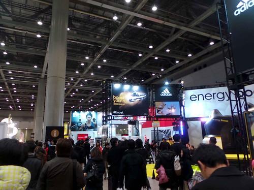 2013東京マラソン受付&expo 4