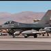 F-16C Fighting Falcon - SP - 91-0412
