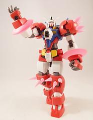 (Yujiiro) Tags: toy toys age age1 gundam titan mecha mech bandai robotdamashii robotspirits gundamage gundamage1 agetitan