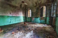 solitudine (forastico) Tags: manicomio solitudine d60 ospedale mombello psichiatrico forastico nikonflickraward luckyorgood