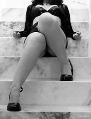 (Debora Marinho ;) Tags: woman sexy girl braslia brasil canon df fuck mulher pb sensual brazilian garota fodase escadas t2i