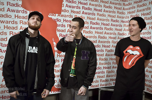 Radio_Head Awards 2012