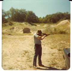 Ken Helmick (captaingreen56) Tags: ken target shooting 1978 helmick