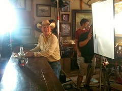 """Gary P. Nunn on set • <a style=""""font-size:0.8em;"""" href=""""http://www.flickr.com/photos/58916393@N03/8551626891/"""" target=""""_blank"""">View on Flickr</a>"""