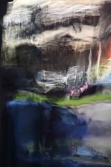 self portrait with camera on tripod (Greg Considine) Tags: street distortion selfportrait pentax takumar tripod smc manualfocus terracehouses eastmelbourne plateglasswindow gregconsidine eos5dmk2