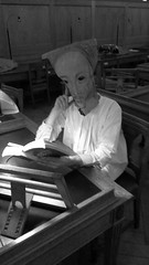 Bloomsday Survival Kit take Library Towers (National Library of Ireland) Tags: march events tuesday 12th readingroom ulysses jamesjoyce episode9 2013 nationallibraryofireland maitelopez scyllaandcharybdis bloomsdaysurvivalkit